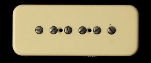 Seymour Duncan Antiquity P-90 Soapbar Pickup Cream Bridge by Seymour Duncan