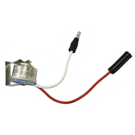 Refrigerator Frost Free Adjustable Thermostat (Refrigerator Defrost Thermostat for Frigidaire, AP4374171, PS2350702, 297216600)