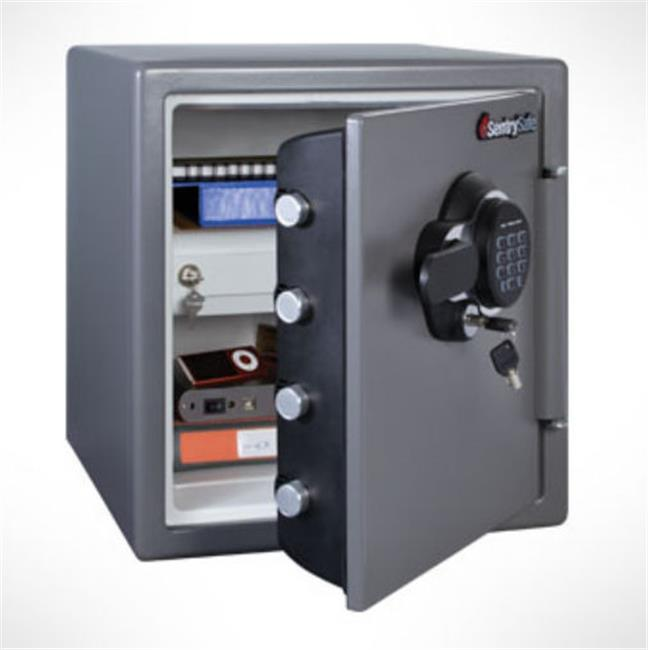 SentrySafe SFW123GDC Electronic Safe - Fire  Water ; Impa...
