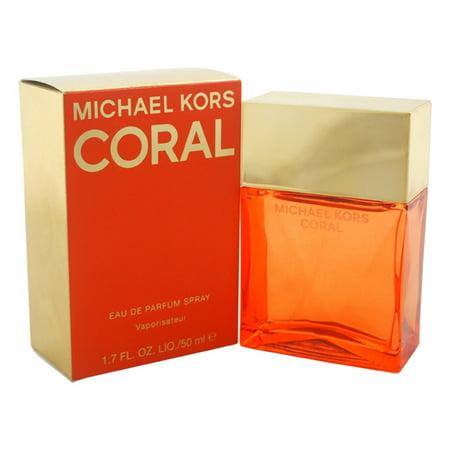 Michael Kors Coral by Michael Kors for Women - 1.7 oz EDP Spray