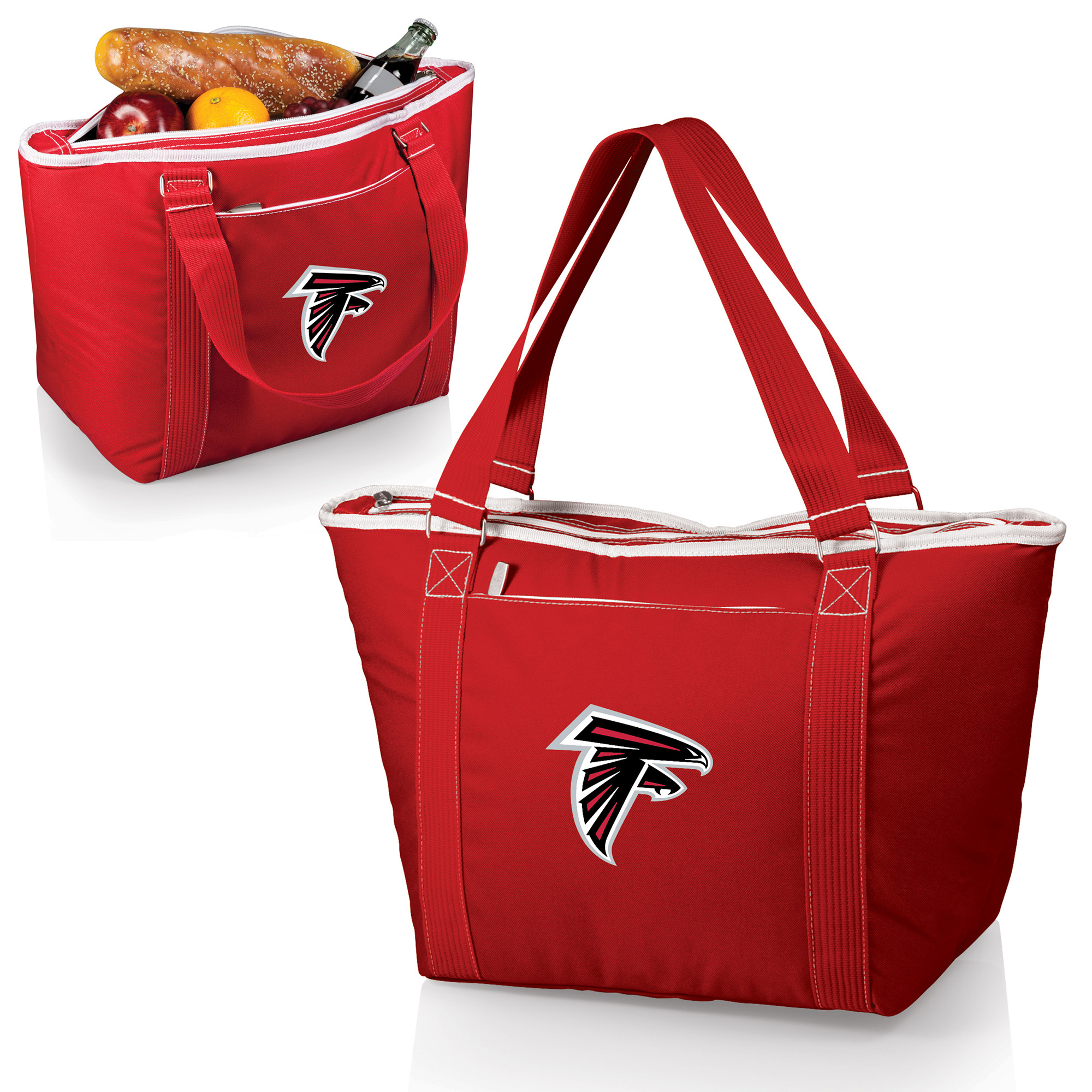 Atlanta Falcons Topanga Cooler Tote - Red - No Size