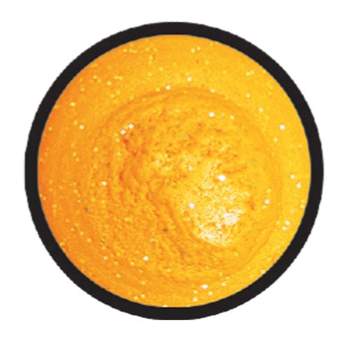 Click here to buy Troutkrilla Paste Orange Glitter By Yum Lures.