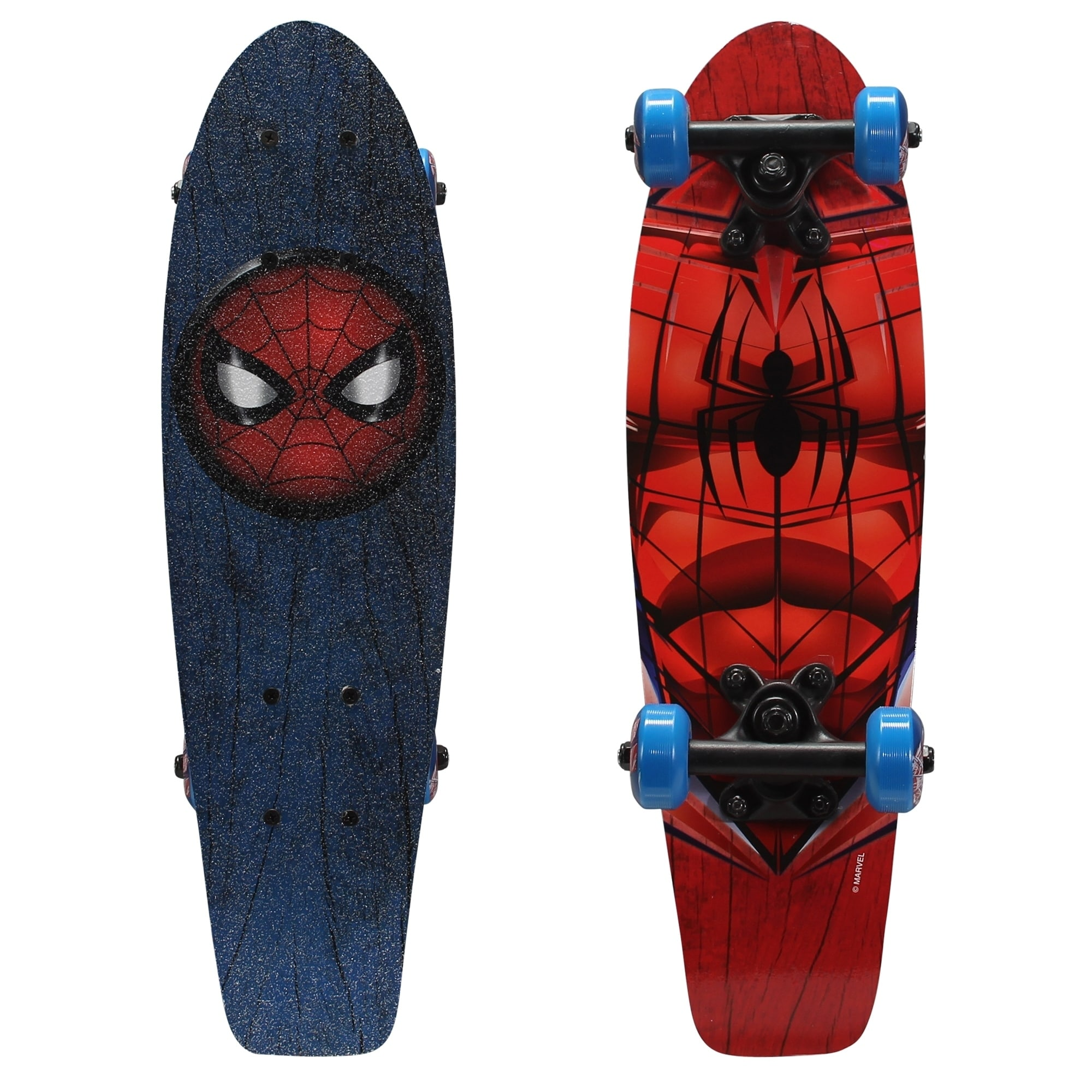 "Playwheels Spider-Man Kid's 21"" Complete Skateboard by Generic"