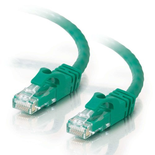 Cables To Go 03996 20ft Cat6 Snagless Green Patch Cabl Cable