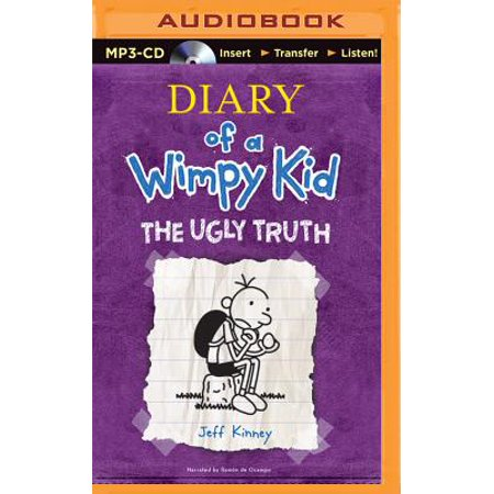 Diary of a Wimpy Kid: The Ugly Truth (Audiobook) ()