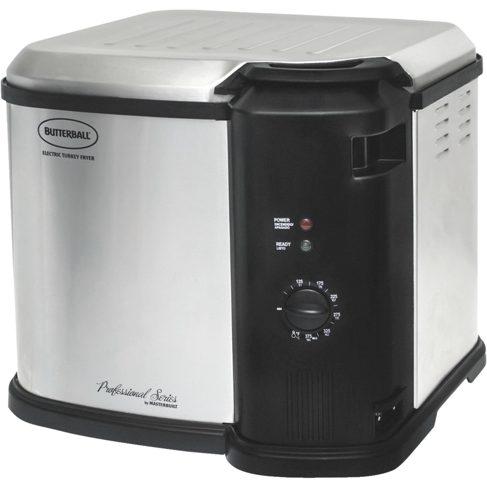 Butterball Electric Fryer, 14 lb. Capacity