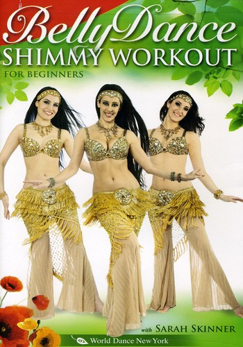 Bellydance Shimmy Workout by Stratostream