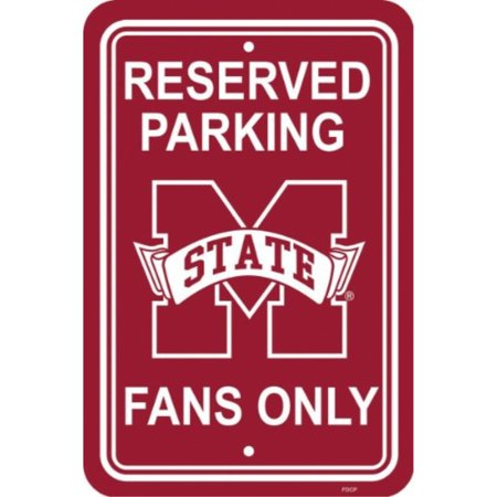"""12"""" X 18"""" Plastic Parking Sign - image 1 of 2"""
