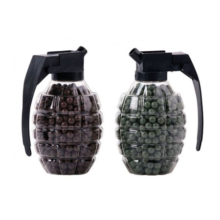 Marines Grenade shaped BB loader MCHG Airsoft 1600 count total (800 count each)