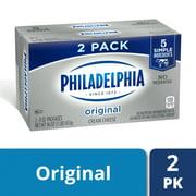 Philadelphia Original Cream Cheese, 2 ct - 8 oz Packages