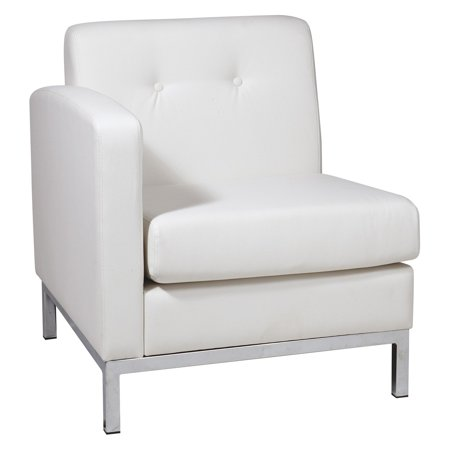 Work Smart / Ave Six, Wall Street Arm Chair LAF