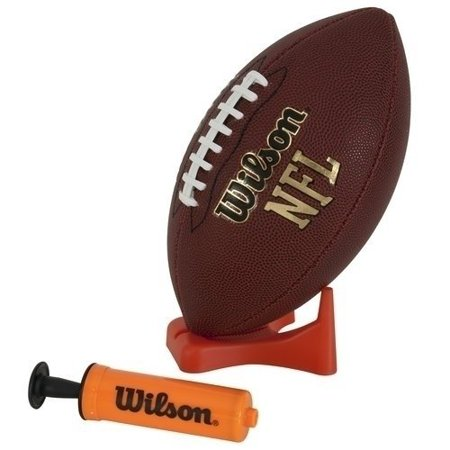 NFL Football WTF 1676 Junior Size, Football By Wilson from USA