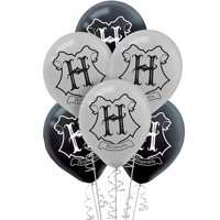Harry Potter 'Mascots' Latex Balloons (6ct)