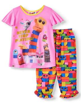 54395ad0edf6 Toddler Girls Pajamas   Robes - Walmart.com