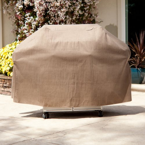Duck Covers BBQ Cover with Optional Rechargeable Inflator