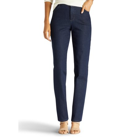 Women's Instantly Slims Straight Leg Jean
