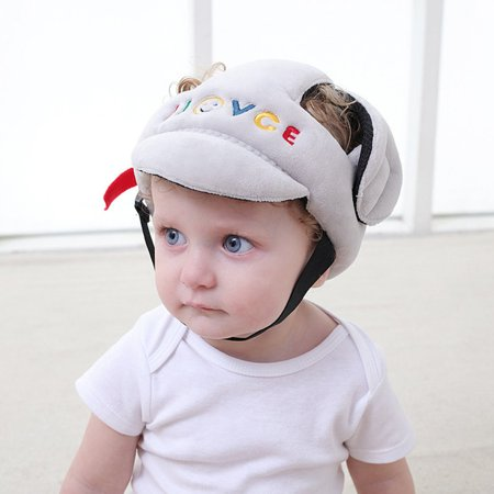 Baby Anti-Fall Head Protection Cap Baby Toddler Anti-Collision Hat Child - image 4 of 10