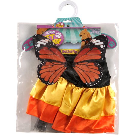 Rubie's Monarch Butterfly Pet Costume - Extra Large](Butterfly Pets)