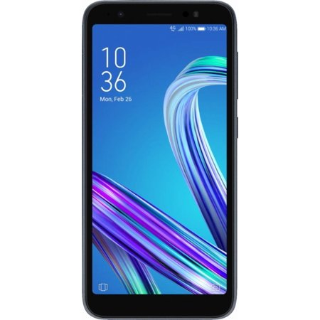 Refurbished Asus ZenFone Live 16GB Unlocked IPS Touch - Midnight Black ZA550KL-S425-1G16G-BK