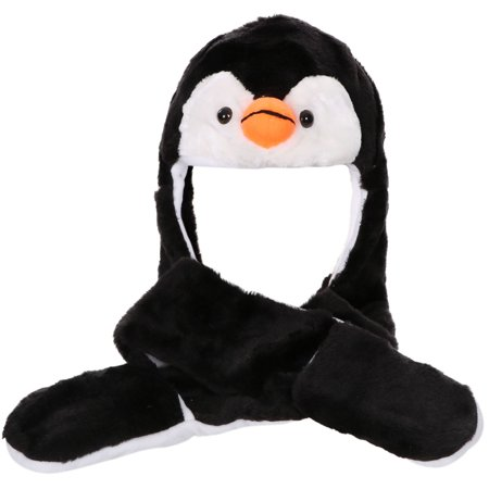 Animal Hats (Winter Animal Hats Caps Outdoor Hats Penguin Hats with)