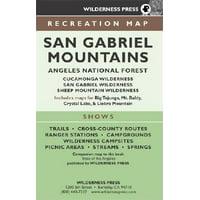 Map San Gabriel Mountains (Other)