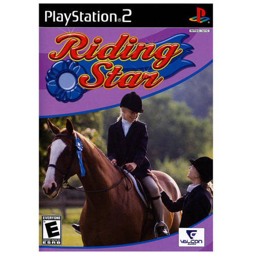 Riding Star (PS2) - Pre-Owned