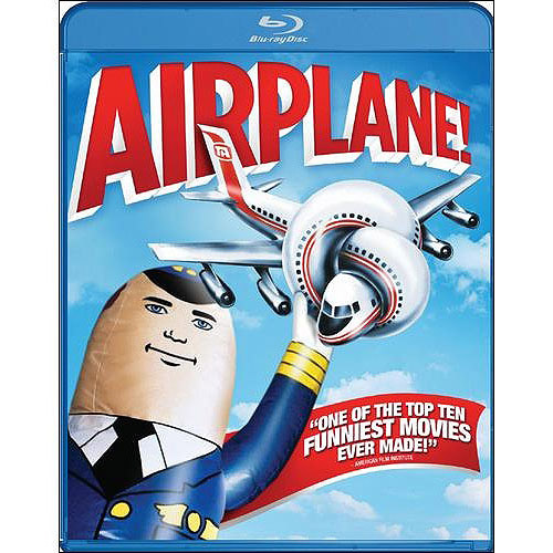 Airplane! (1980) (Blu-ray) (Widescreen)