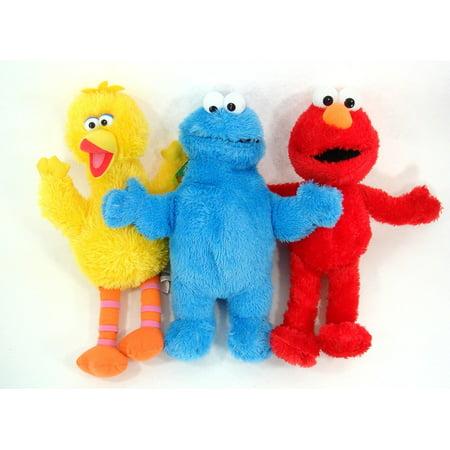 Sesame Street - Elmo and Friends 3 Piece 13