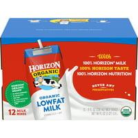 Horizon Organic Original 1% Lowfat Milk, 8 fl oz, 12 count Horizon Organic Original 1% Lowfat Milk, 8 fl oz, 12 count Horizon Organic Original 1% Lowfat Milk, 8 fl oz, 12 count Horizon Organic Origina