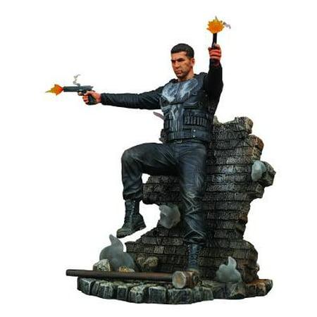 Sif Ex Pvc Figure (Marvel Gallery Punisher PVC Figure Statue [Season 1] )