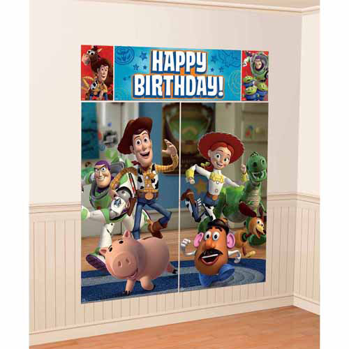 Disney Toy Story Power Up Scene Setter
