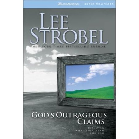 God's Outrageous Claims - Audiobook](Outrageous Boutique)