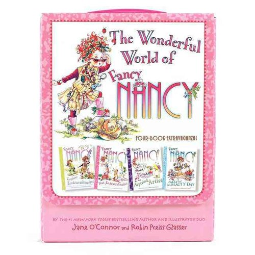 The Wonderful World of Fancy Nancy