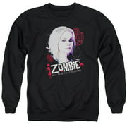 IZombie Take A Bite Mens Crew Neck Sweatshirt