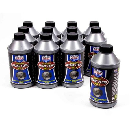 Lucas Oil 10825 12 oz Brake Fluid Dot 3 - Case of 12 - image 1 of 1