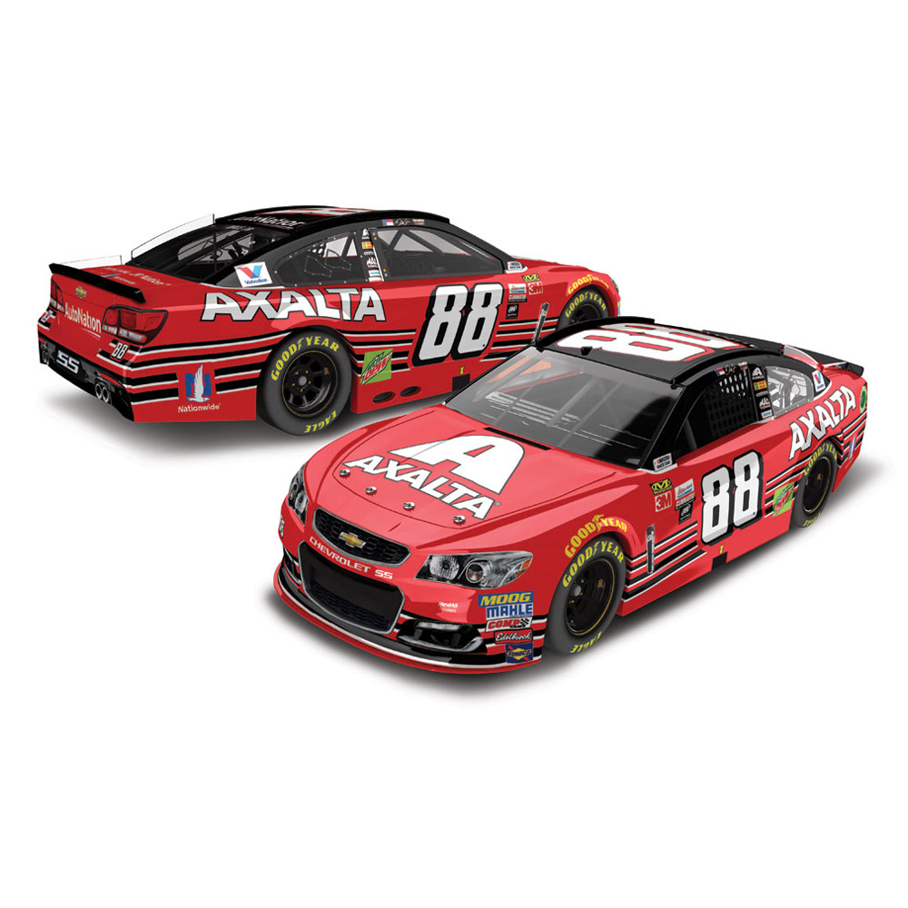 Lionel Racing Dale Earnhardt Jr #88 Axalta Last Ride 2017 Chevy SS 1:24 Scale HOTO Die-cast