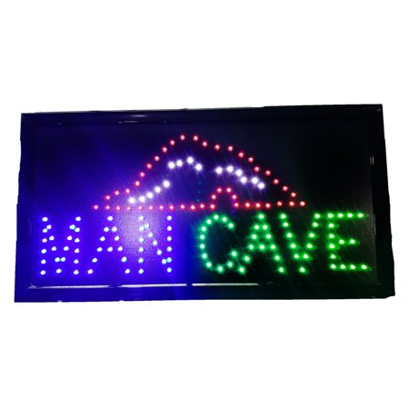 Creative Motion Electrical Man Cave LED