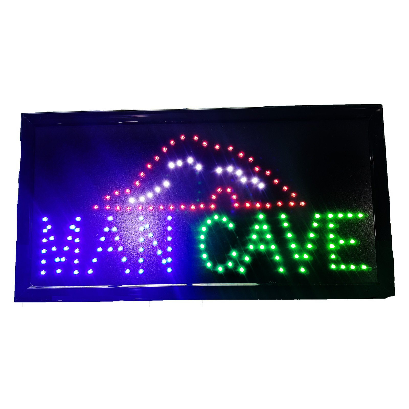 Creative Motion Electrical Man Cave LED Sign