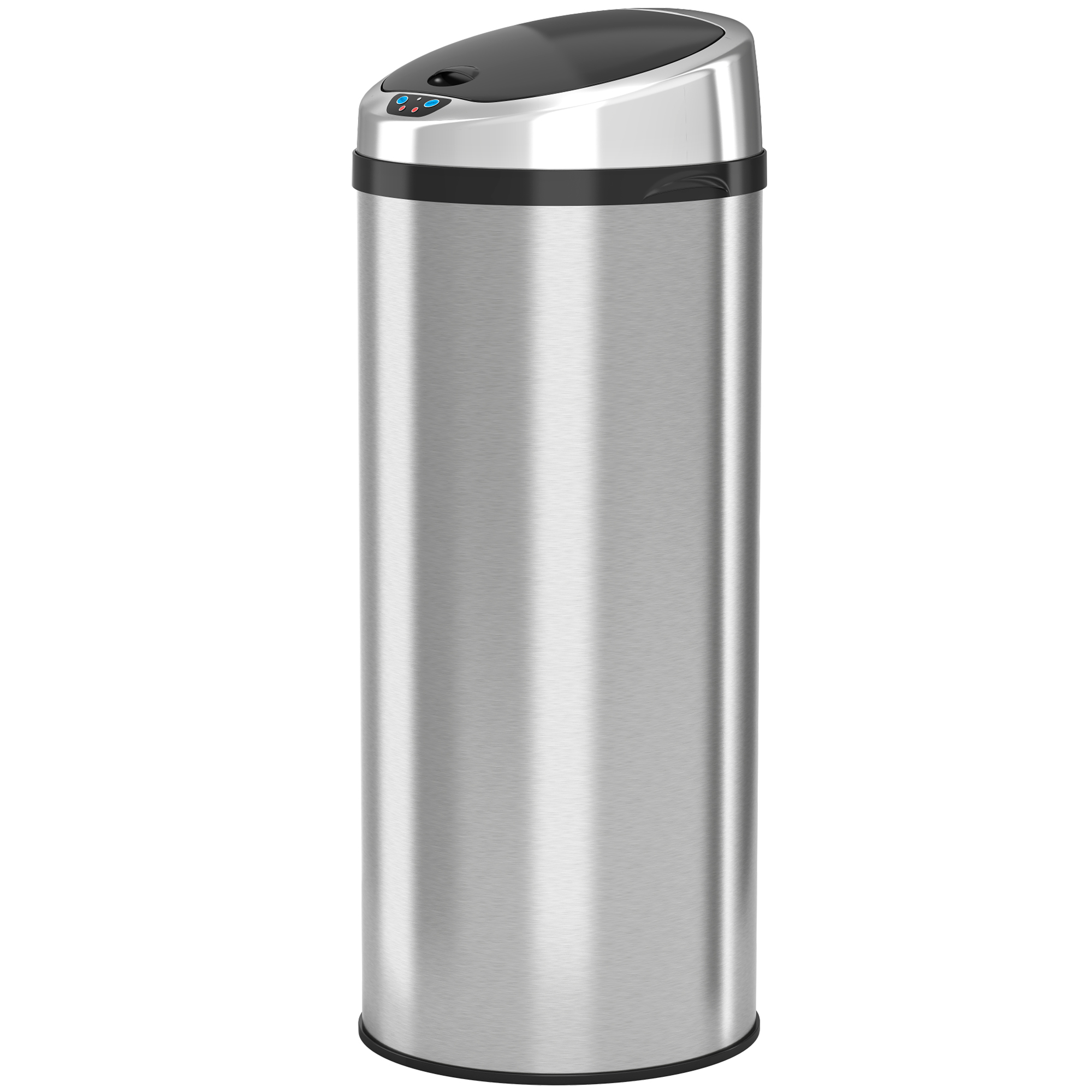 iTouchless Stainless Steel 13 Gallon Motion Sensor Trash Can by iTouchless