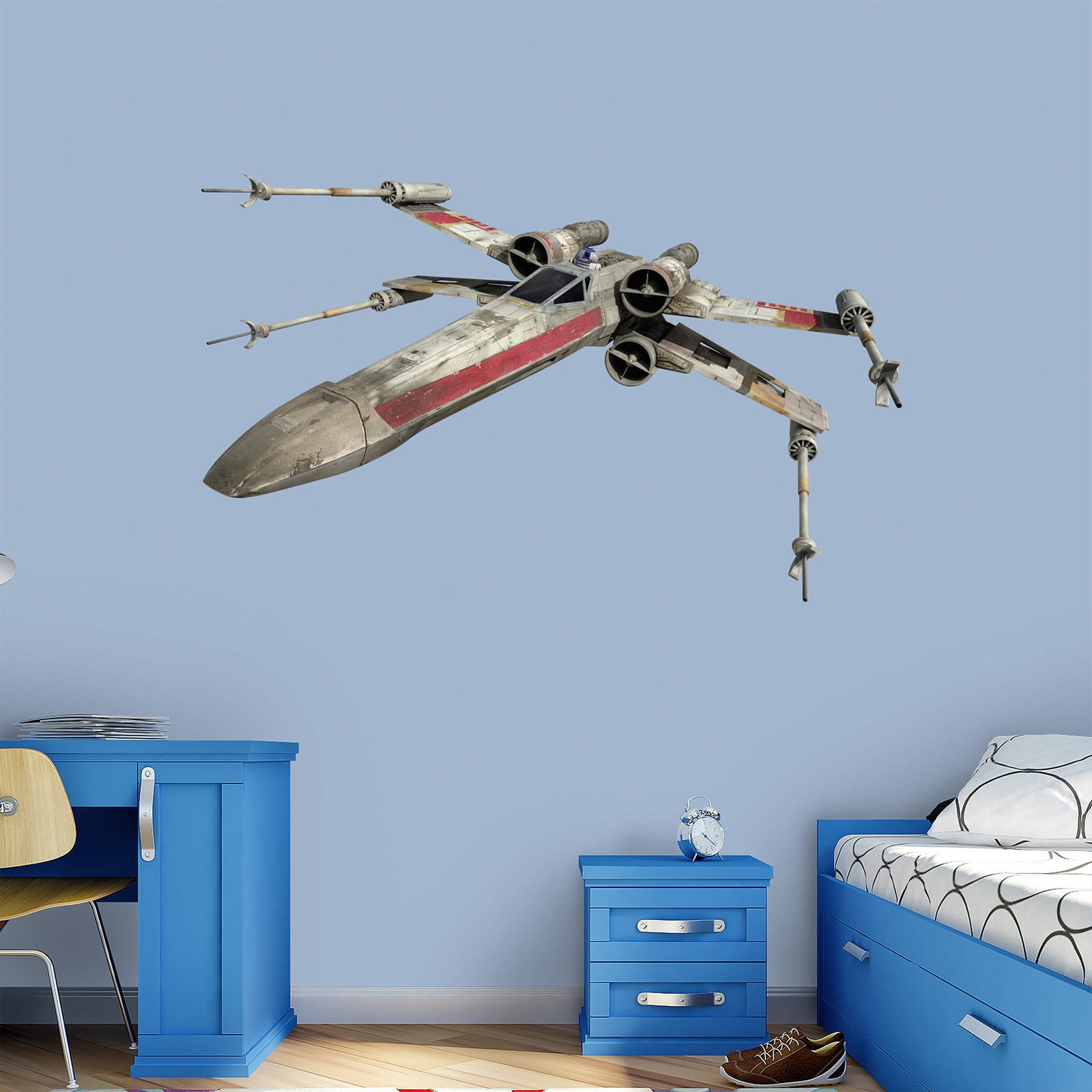 Fathead Star Wars X Wing Fighter Wall Decal