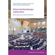 Reform des Bundestagswahlsystems - eBook