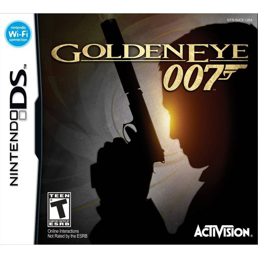 James Bond 007: GoldenEye - Nintendo DS