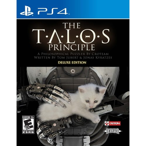 Image of The Talos Principle: Deluxe Edition (PS4)