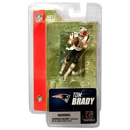 Mcfarlane Nfl Sports Picks 3 Inch Mini Series 3 Tom Brady Mini Figure