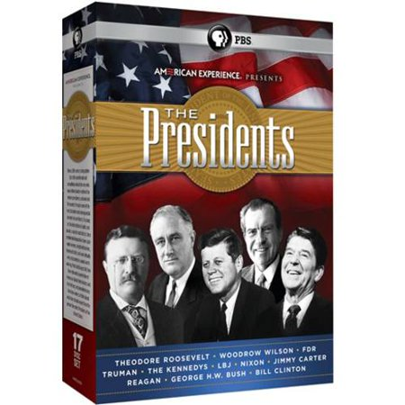 American Experience  The Presidents