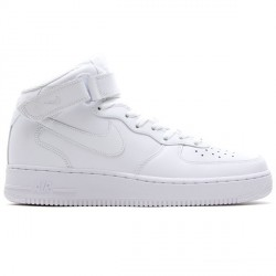 Nike Air Force 1 Mid '07 Men's Sneakers in White (315123-111) by Nike