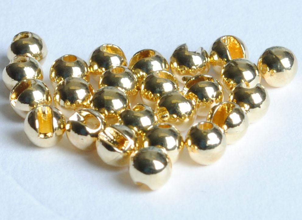 Tungsten Beads Fly Tying 100 Gold  size  3//32  FREE SHIPPING