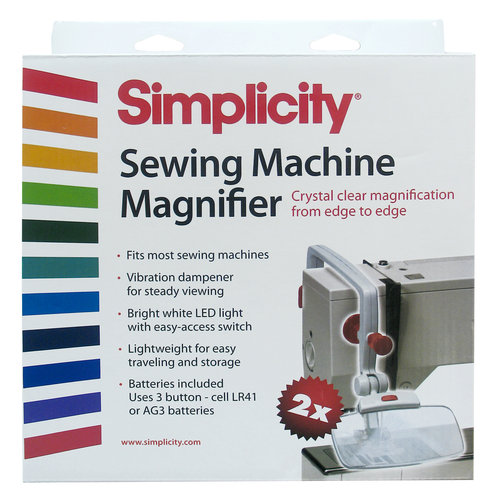 Sewing Machine Magnifier