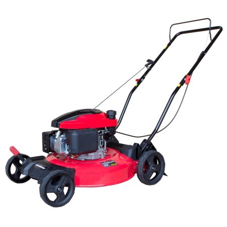 "PowerSmart DB8621C 21"" 2-in-1 Gas Push Lawn Mower"