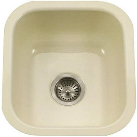 Porcelain Bar Sink : ... Porcelain Enamel Steel 15.59